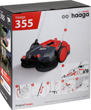 Load image into Gallery viewer, HAAGA SWEEPER 355
