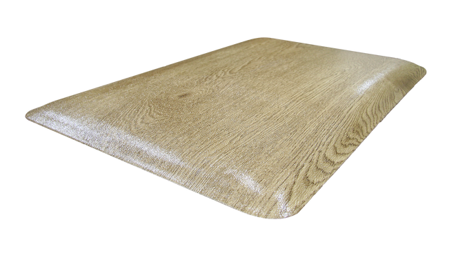 Anti Fatigue Standing Mat 20x30 inch / 500x750 mm - Natural
