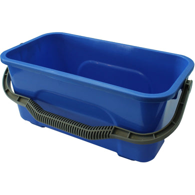 FILTA WINDOW & FLAT MOP BUCKET BLUE 12L