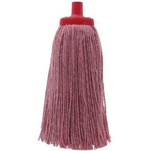 Load image into Gallery viewer, FILTA JANITORS MOP HEAD RED - 400G/30CM