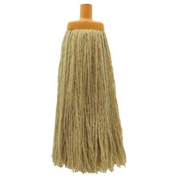 FILTA JANITORS MOP HEAD YELLOW - 400G/30CM