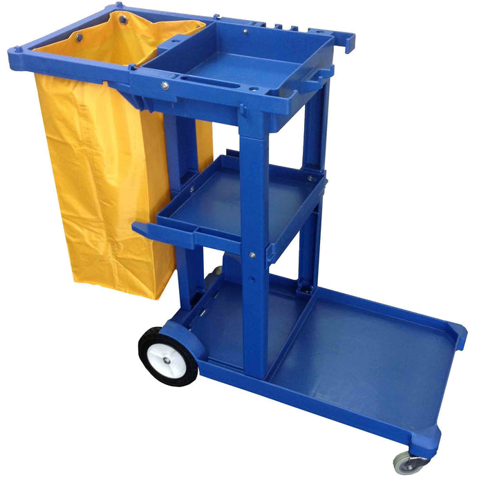 FILTA JANITOR CART - Sold by Single Unit in multiples of 1 Single Unit