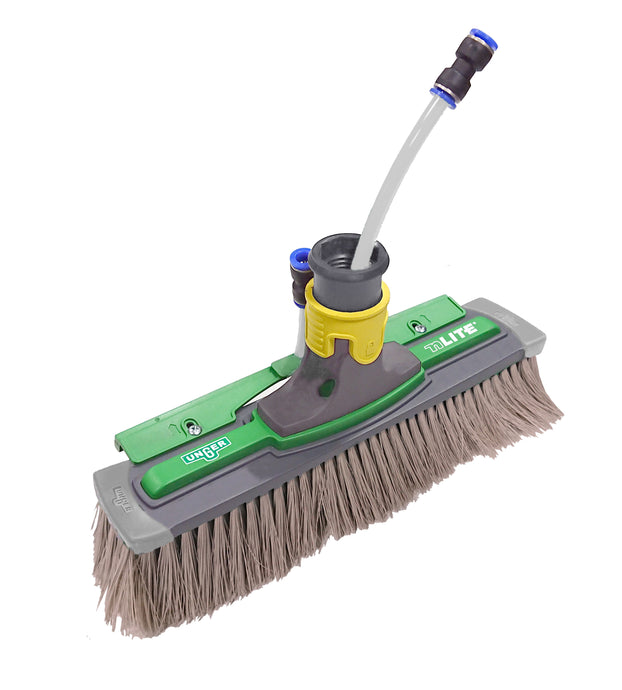 UNGER  POWER BRUSH, BUMPER, SWIVEL FUNCTION, RINSE BAR 42CM
