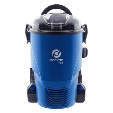 PACVAC VELO BATTERY BACKPACK VACUUM CLEANER