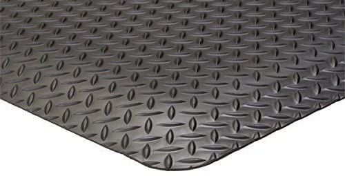 DIAMOND PLATE - 900mm X 600mm - Black