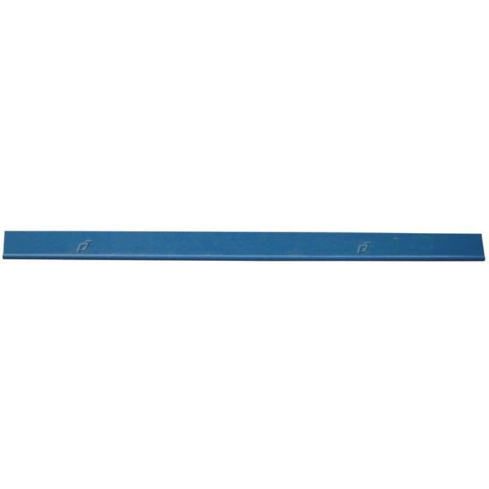FILTA SOFT RUBBER BLADE ONLY Blue 25cm - Sold by Single Unit in multiples of 1 Single Unit