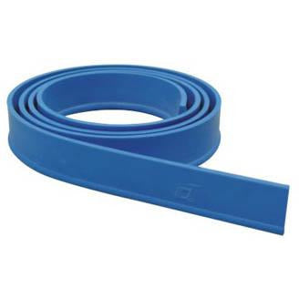 FILTA SOFT RUBBER BLADE ONLY Blue 105cm - Sold by Single Unit in multiples of 1 Single Unit