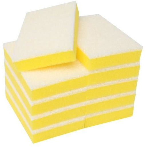 FILTA SPONGE SCOURER White/Yellow 6