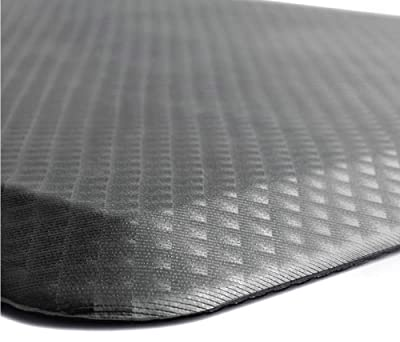 Anti Fatigue Standing Mat 20x30 inch / 500x750 mm - Grey