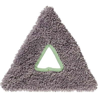 UNGER STINGRAY DEEP CLEAN GREY TRI-PAD - Sold by Single Unit in multiples of 1 Single Unit