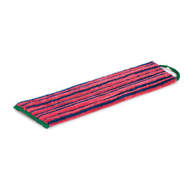 GREENSPEED SCRUB MOP FRINGE Red 45cm - Sold by Single Unit in multiples of 1 Single Unit