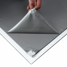 CLEANSTEP FRAME & REFILL - 800mm X 650mm - Grey