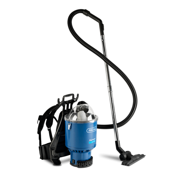 PACVAC SUPERPRO DUO BACKPACK VACUUM CLEANER