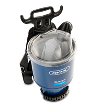 Load image into Gallery viewer, PACVAC SUPERPRO DUO BACKPACK VACUUM CLEANER