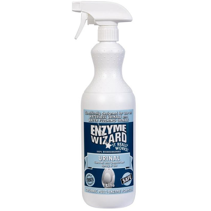 ENZYME WIZARD URINAL CLEANER 1 LITRE