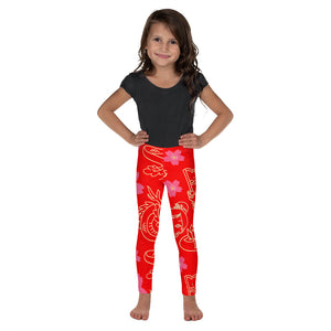 Warrior Princess Kid's Leggings