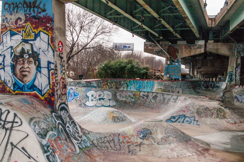4. FDR Skatepark, Philadelphia skateboarding places in usa