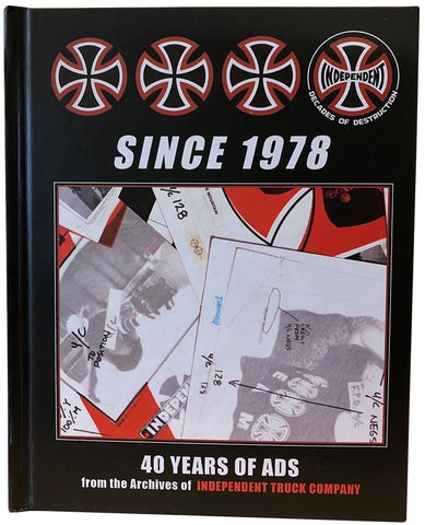 40 Years Of Ads Skate Book Must Read
