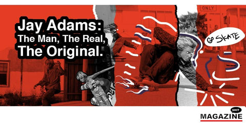 Jay Adams rest in peace skateboarding hero