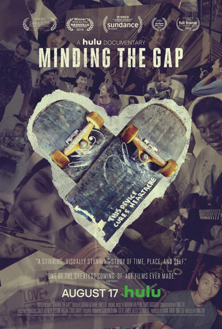 Minding The Gap skateboard documentary movie film
