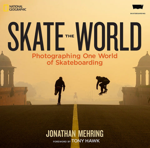 Skate The World: Photographing One World Of Skateboarding. books to read