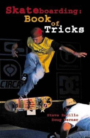 Skateboarding: Book of Tricks (skateboarding books must reads)
