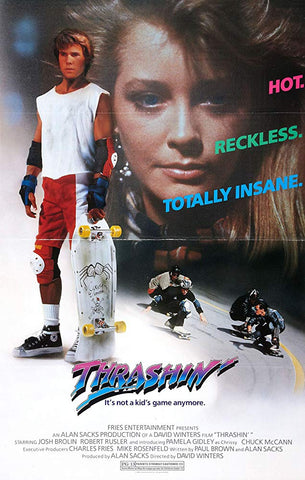 Thrashin' skateboarding movies you must see