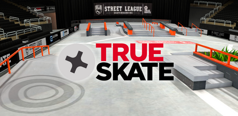 True_Skate_Video_Game
