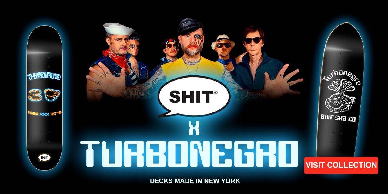 Visit SHITxTURBONEGRO Collection