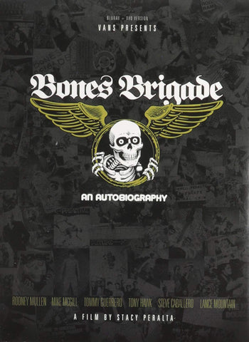 Bones Brigade Autobiography Skateboarding Documentary Film
