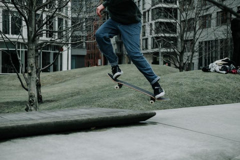 How_To_Air_With_Skateboarding