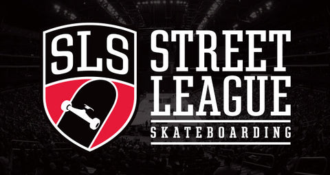 street league skateboarding logo