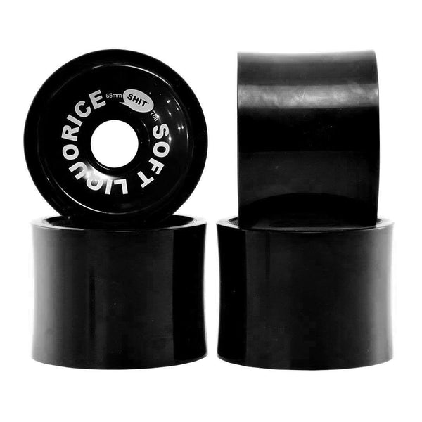 SHIT® Soft Liquorice Wheels - [product_type] - SHIT® SKATEBOARD COMPANY - SHIT® SKATEBOARD COMPANY