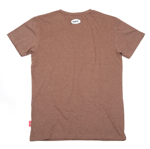 DARK BROWN SHIT® TB T-SHIRT