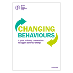 Changing behaviours (booklet)
