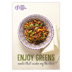 Enjoy Greens cookbook