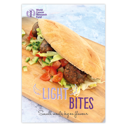 Light Bites cookbook