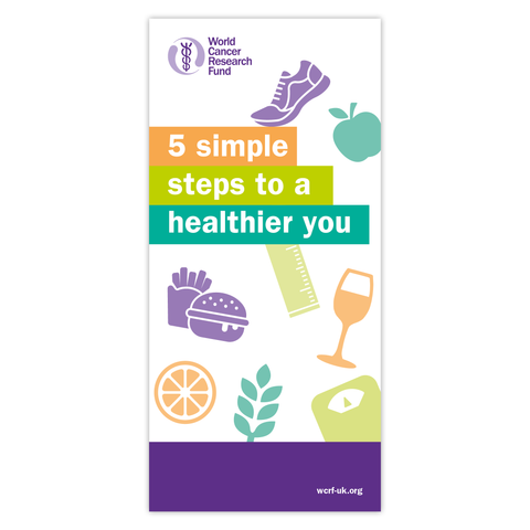 5 simple steps to a healthier you