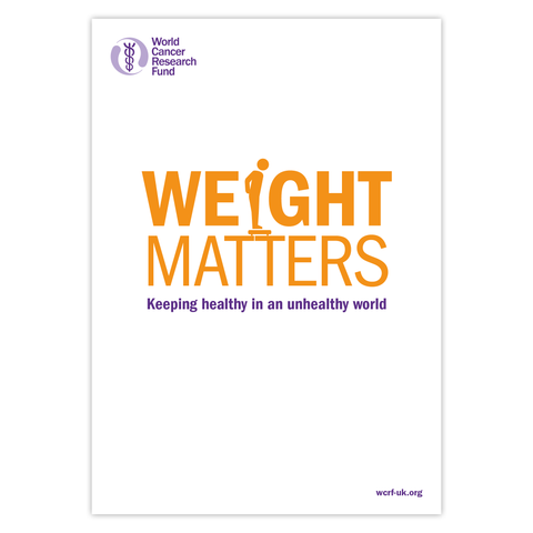 Weight matters: keeping healthy in an unhealthy world
