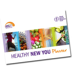 Healthy New You Planner