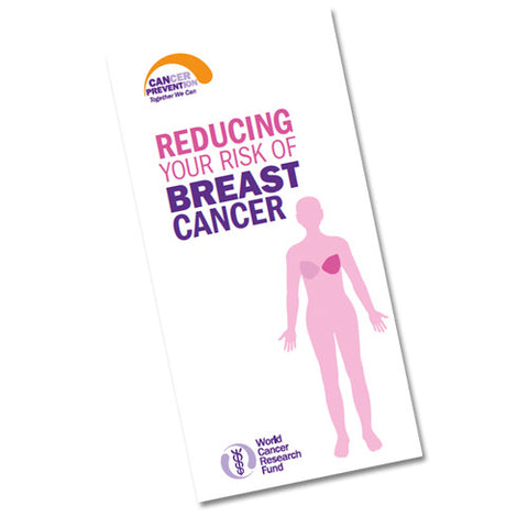 Reducing Your Risk of Breast Cancer
