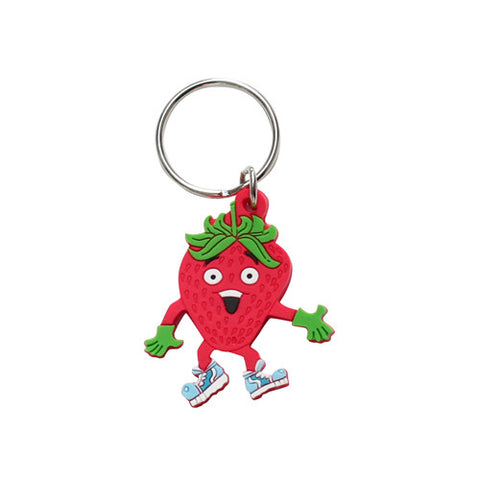 Pip the Strawberry Key Ring