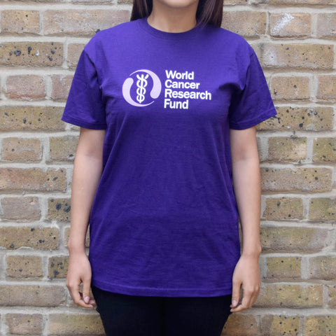 Cotton T-shirts from World Cancer Research Fund