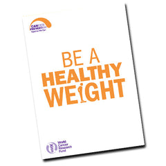 Be a Healthy Weight