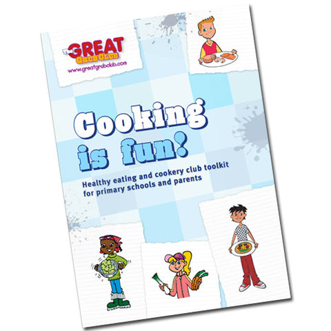 Cooking is Fun! Cookery Club Guidebook