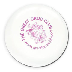 Great Grub Club Mini Frisbee