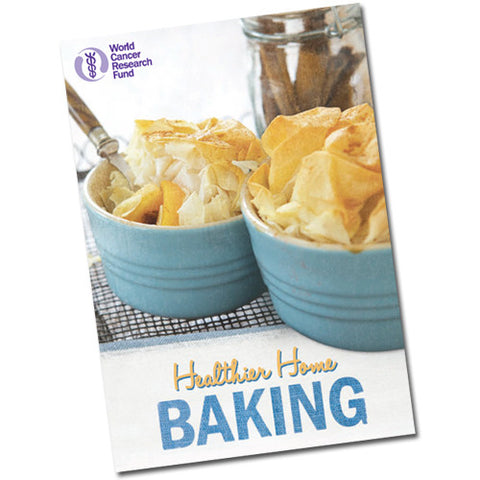Healthier Home Baking