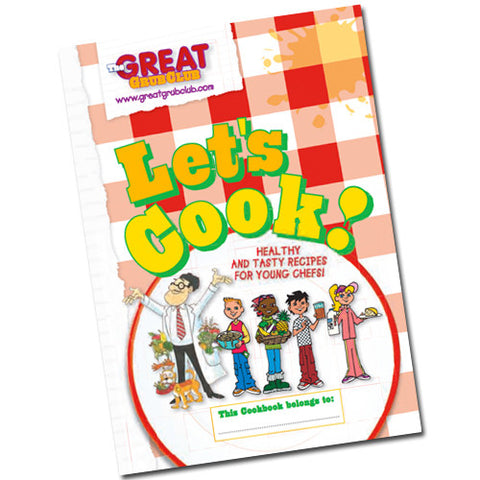 Let's Cook! Children's Cookbook