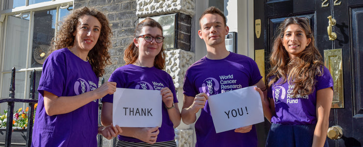 Beautiful Christmas cards from World Cancer Research Fund