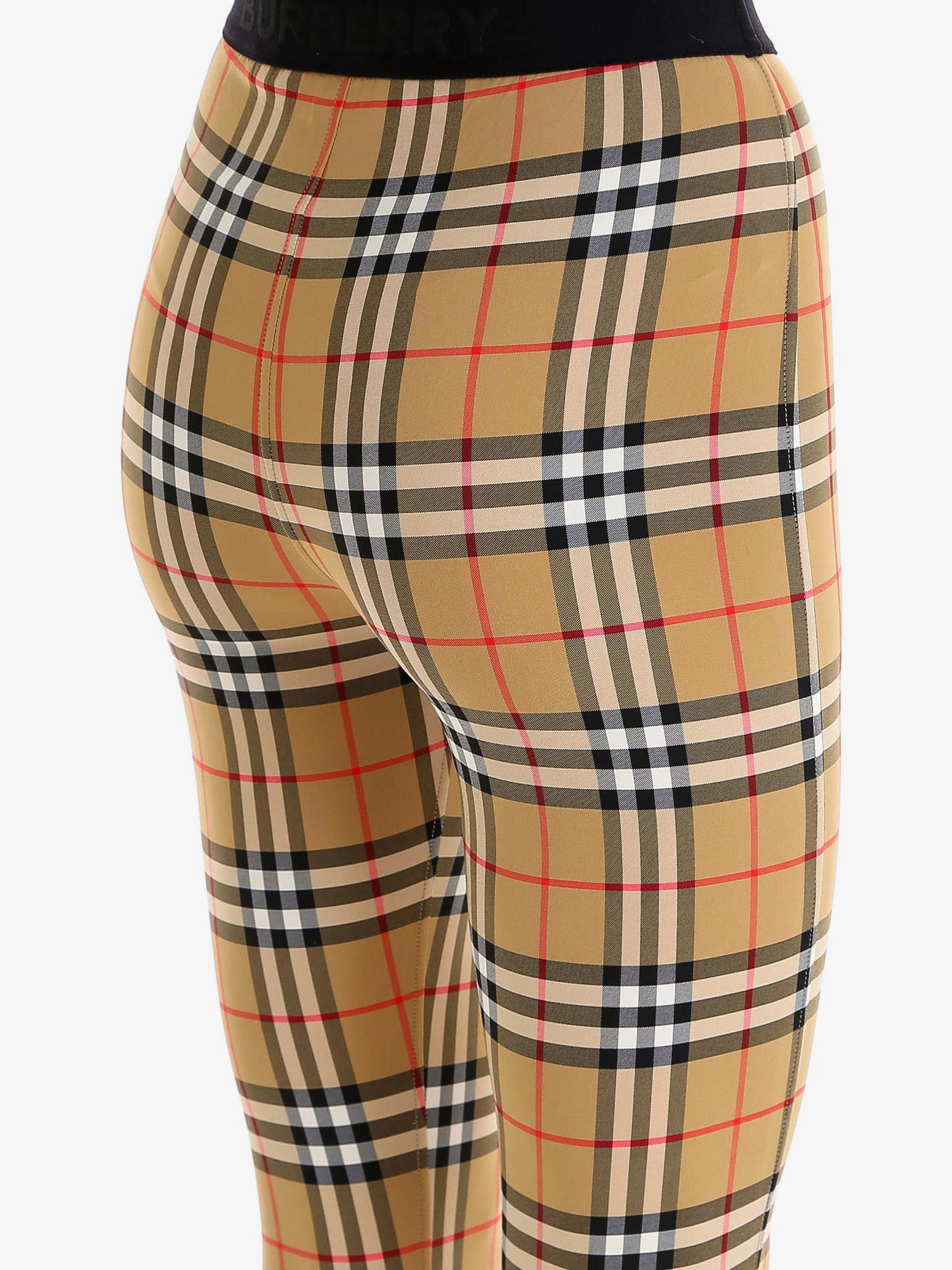 VINTAGE CHECK LEGGINGS